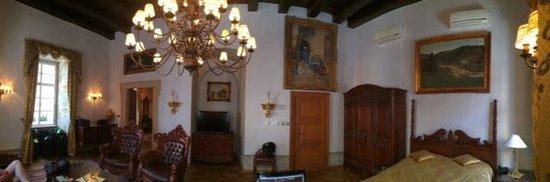 Hotel U Prince : Living Room