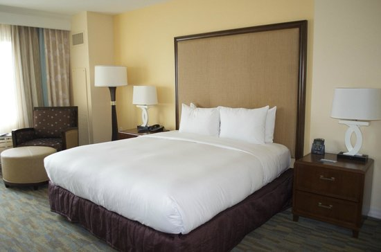 Hilton Orlando Bonnet Creek : King Bed