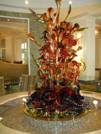 Gaylord Opryland Resort & Convention Center : Hotel Lobby