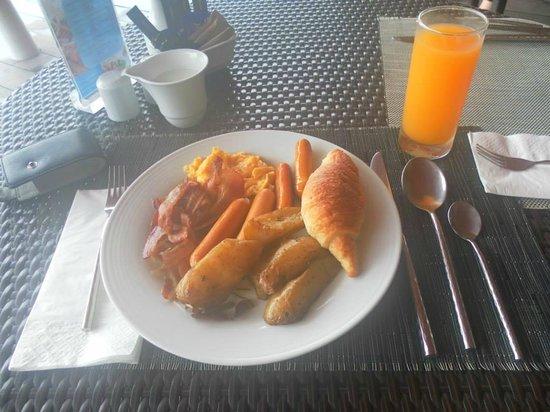 Pullman Phuket Panwa Beach Resort : Buffet Breakfasts!