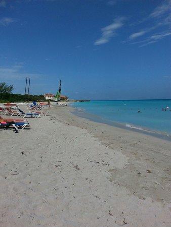 Brisas del Caribe Hotel: Playa