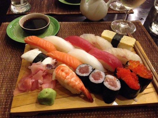 OH ! SUSHI BAR: Sushi