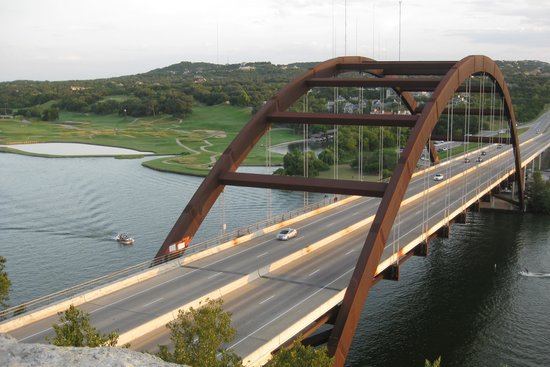 ‪Pennybacker Bridge‬