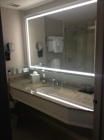 Seaport Boston Hotel: Bathroom