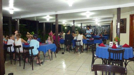 Gecko's Restaurant: Main Dining Area