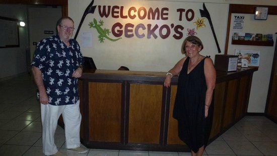 Gecko's Restaurant: Welcome to Gecko's