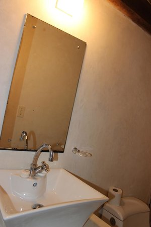 Posada La Cigala: Banheiro