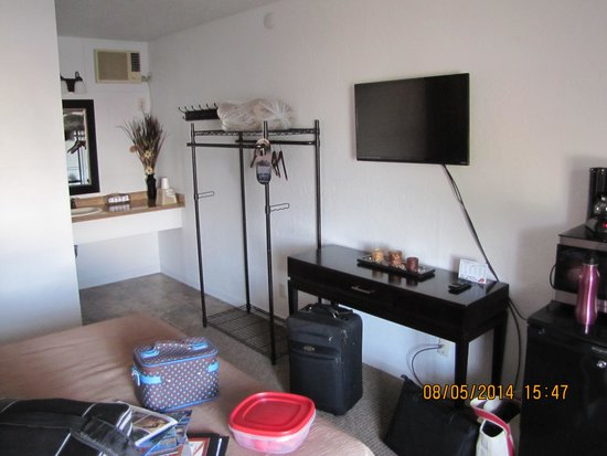 Kalispell Hilltop Inn : Room