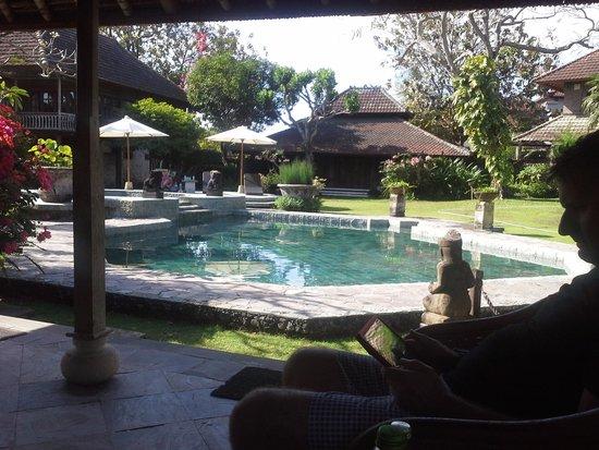 Alindra Villa: Pool
