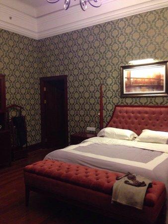 Astor House Hotel: Stanza