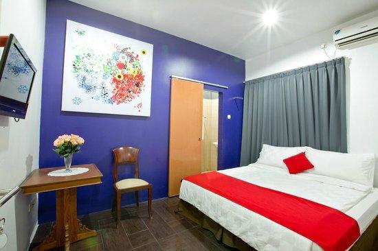 Maven Buncit Hotel : Classic Room