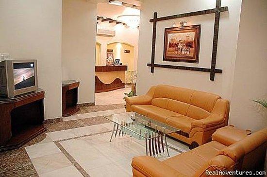 Hotel Heritage Inn Amritsar: Loby Area