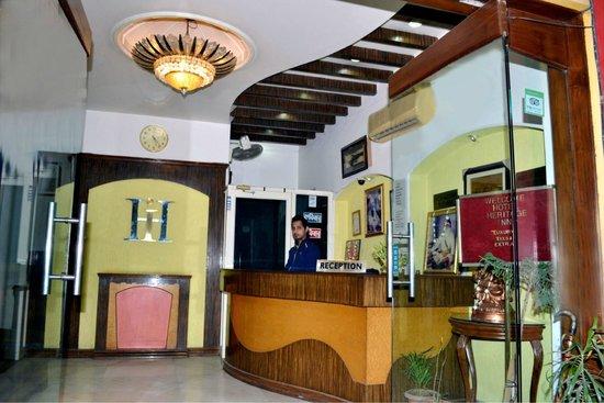 Hotel Heritage Inn Amritsar: Reception Hotel Heritage Inn