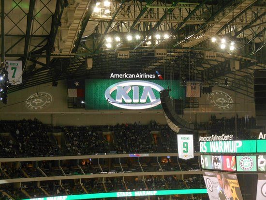 American Airlines Center: 17