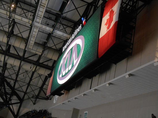 American Airlines Center: 6