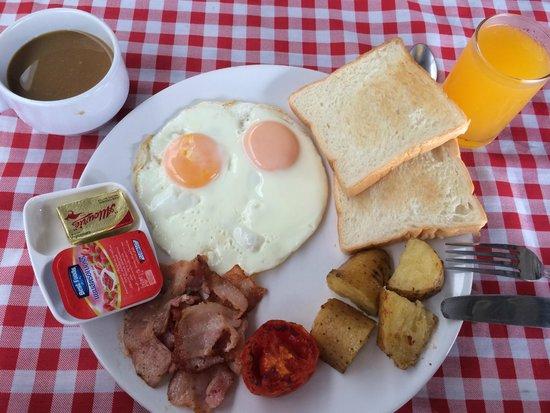 Manee Guest House : завтрак , вариант В