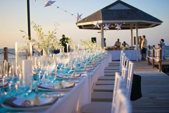 5f0d7dc216973e wedding reception at the pier - Picture of Sandals Ochi Beach Resort ...