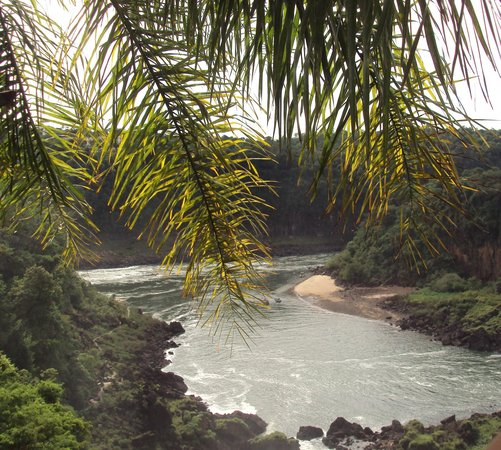 Cataratas del Iguazú: View4