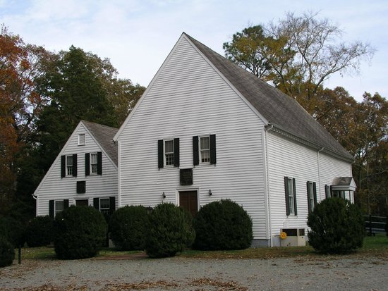 Ashland, VA: Slash Christian Church built 1729 Oldest frame church in VA