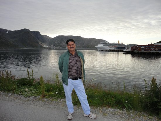 Scandic Bryggen: Honninsvag