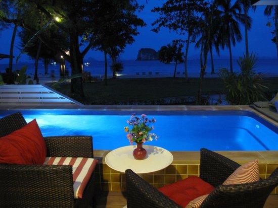 Kohhai Fantasy Resort & Spa: Ocean Front Pool Villa