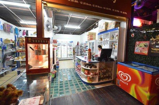 Kohhai Fantasy Resort & Spa: Mini Mart