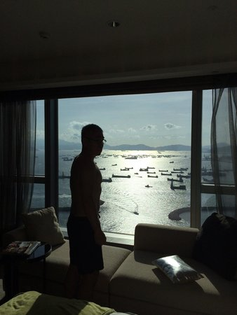 W Hong Kong: Awesome view