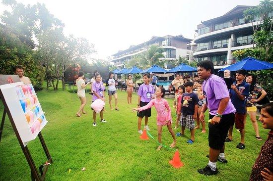 Holiday Inn Resort Krabi Ao Nang Beach: Kid's activities