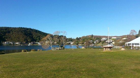 VR Rotorua Lake Resort: views
