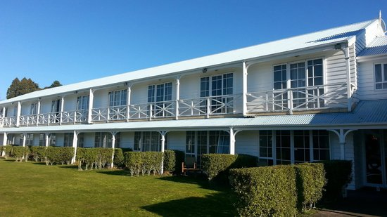 VR Rotorua Lake Resort: the hotel
