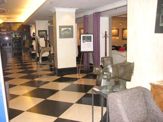 Solo Sokos Hotel Vasilievsky: Lobby