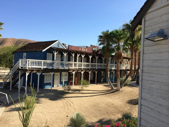 Palm Canyon Hotel Rv Resort Fun
