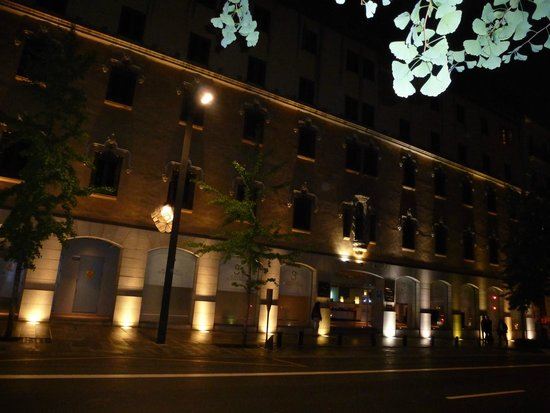 AC Palacio De Santa Paula, Autograph Collection: Hotel Exterior at Night