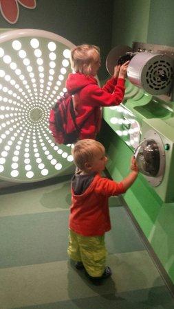 Eureka! The National Children's Museum: Dzieci w każdym wieku znajdą coś dla siebie