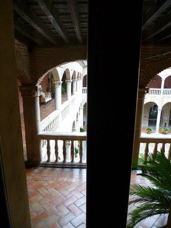AC Palacio De Santa Paula, Autograph Collection: View from Room  to Balcony/Corridor/Courtyard