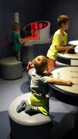 Eureka! The National Children's Museum: Każdy znajdzie coś dla siebie
