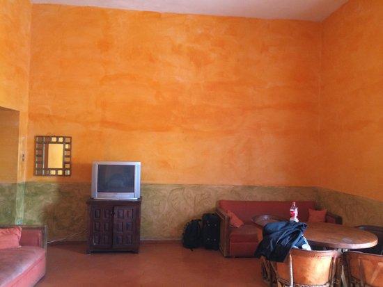 Hostel Casa del Angel: Habitacion