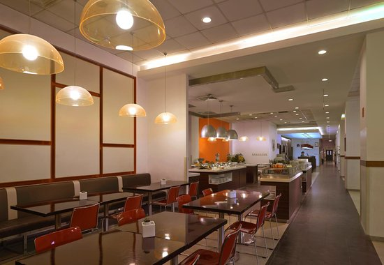 Ibis Beijing Sanyuan: Restaurant
