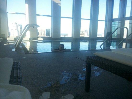 Alvear Art Hotel: Picina climatizada