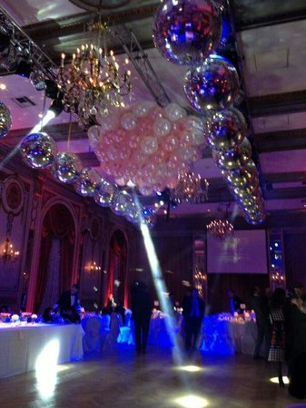 Alvear Palace Hotel: Salon de fiesta