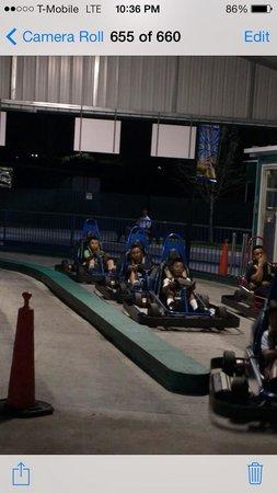 Fun Spot America: Go carts