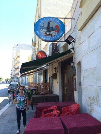 Mola di Bari, Italia: via Lungara Porto 30