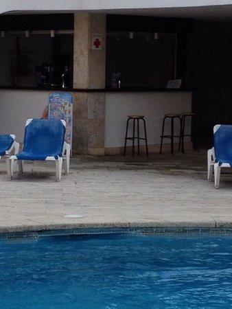 ILUNION Caleta Park: Swimming Pool area