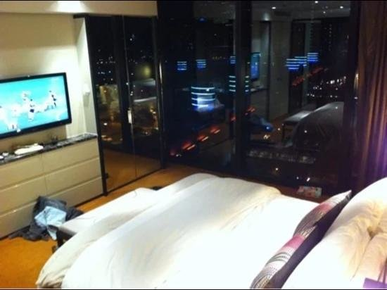Crown Metropol Melbourne: bedroom