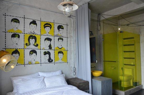 Inn A Day: notre chambre