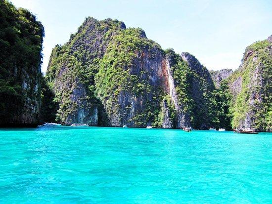 Club Med Phuket: ツアーのピピ島