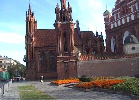 St. Anne's Church: St Anne's Church