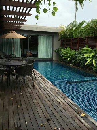 Anantara Vacation Club Phuket Mai Khao: 2 rooms Villa private pool