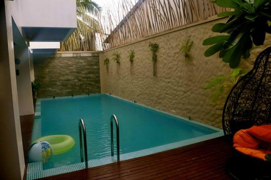 Pool Area Picture Of Beachwood Hotel