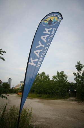 Kayak Chicago: Welcome!
